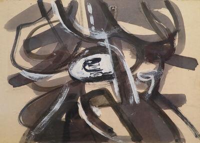 Ralph Wickiser, 'Counter Movement', 1950's