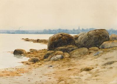 Charles Warren Eaton, 'Wiscasset, Maine', 1891