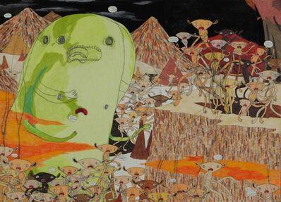 Shintaro Miyake, 'The reason you have to see the monster', 2008