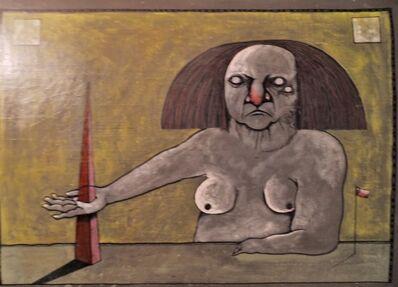 Guillermo Ganga, 'Mujer / Mano', 2011