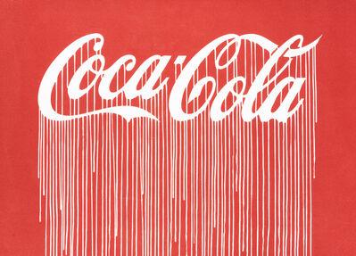 Zevs, 'Liquidated Coca-Cola', 2012