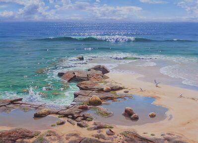 Falk Kautzner, 'Seaside Reflections'