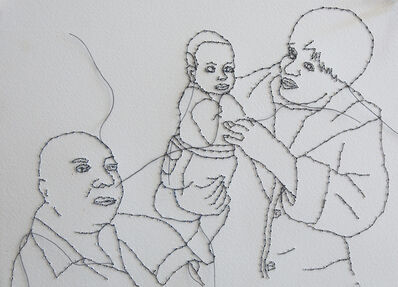 Mónica de Miranda, 'Blind Drawings I', 2018