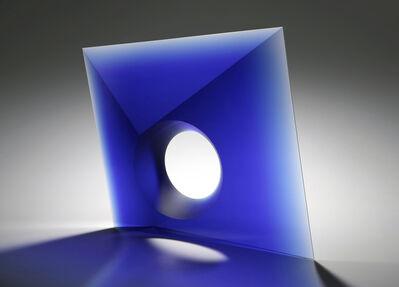 Tomáš Brzon, 'Cobalt Kaleidoscope', 2019