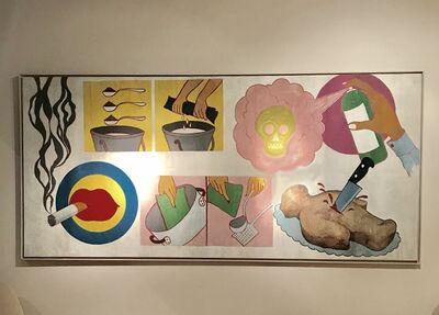 "nino mario Bini, '"" Basta Una Nuvoletta ""', 1965"