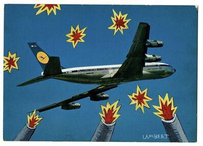 David Lambert, 'Anti Aircraft Attack', 2020