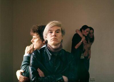 Douglas Kirkland, 'Andy Warhol', 1970