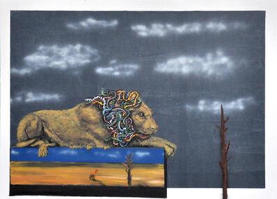 Stéphane Pencréac'h, 'Le Lion', 2017