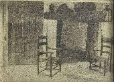 Daniela Gullotta, 'Interior with chairs', 2002