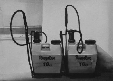 Radenko Milak, 'March 23, 2020, Disinfectant material, Madrid, Spain', 2020