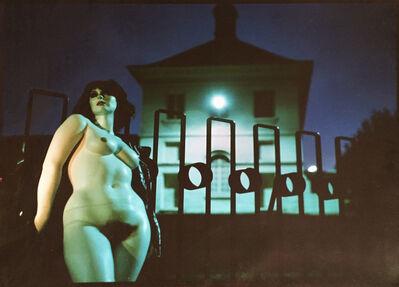 Helmut Newton, 'Avenue René Coty, Paris, mars 1978', 1978