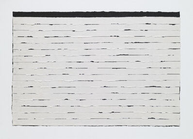 Choi Myoung Young, 'Conditional Planes H-10', 1984