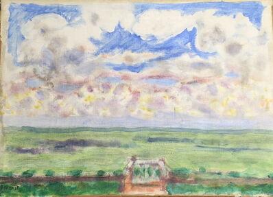Pierre Bonnard, 'Terrasse et balcon', 1910
