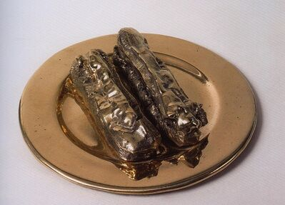Clive Barker, 'Two Chocolate Eclairs', 2006