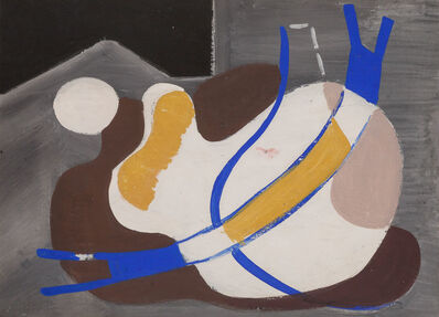 Vaclav Vytlacil, 'Untitled Still Life', 1939