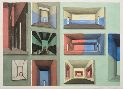 Thomas Huber (b.1955), 'Sans titre', 2012
