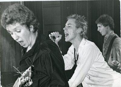 Ray Stevenson, 'Sex Pistols, 1976', 1976