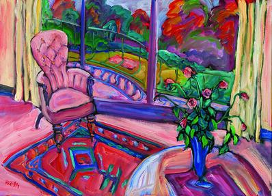 Jeffrey Hessing, 'Roses', 2001