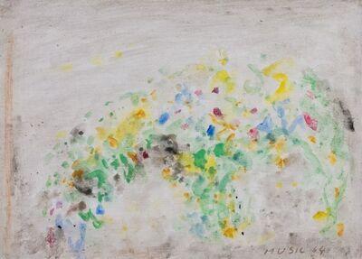 Zoran Antonio Mušič, 'Paesaggio', 1964