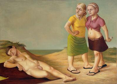 Falk Gernegroß, 'Der Träumer', 2007