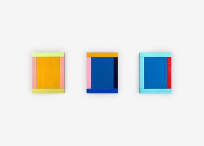 Imi Knoebel, 'Anima Mundi 50-3', 2011