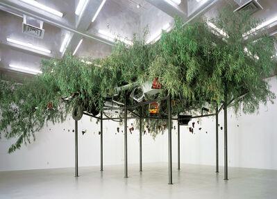 Chen Zhen, 'Fu Dao/Fu Dao, Upside-Down Buddha/Arrival at Good Fortune', 1997