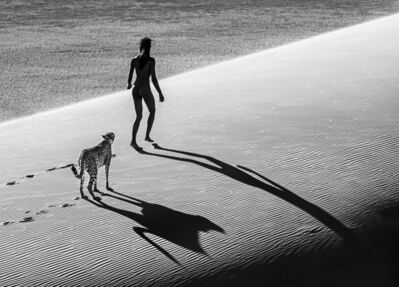 David Yarrow, 'On The Catwalk', 2016