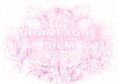 Amanda Manitach, 'Champagne Diem', 2019