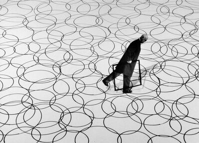 Gilbert Garcin, 'La différence - The difference', 2004