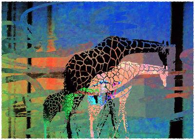 Jane Sklar, 'Giraffes', 2020