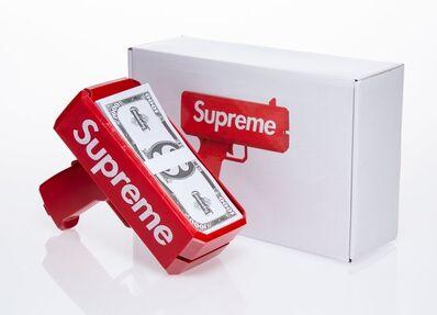 Supreme X Cash Cannon, 'Money Gun', 2017