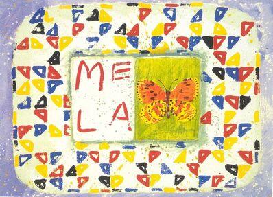Joe Tilson RA, 'Conjunction, Fritallary, Mela', 1996