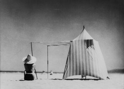 Jacques Henri Lartigue, 'Coco, Hendaye', 1934