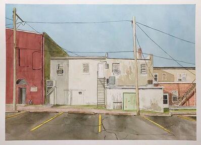 Joshua Huyser, 'Alley View', 2018