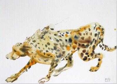 Tawan Wattuya, 'Leopard 2', 2015