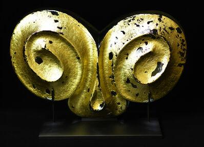 Fumio Ren Adachi, 'Eternity (double circle)', 2019