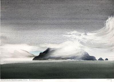 Toni Onley, 'Echo Island, Harrison Lake', 2003