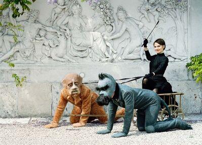 Katarzyna Kozyra, 'Lou Salomé Palais Schwarzenberg: Carriage', ca. 2005