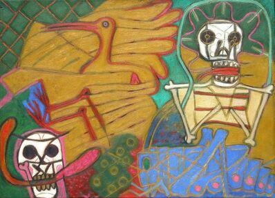 Luis Zarate, 'SIN TITULO (SALTANDO LA CUERDA)', 1996
