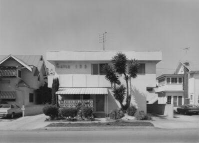 Bevan Davies, 'Gayle Street, 139, Los Angeles', 1976