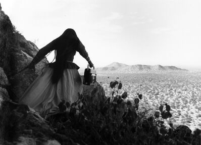 Graciela Iturbide, 'Mujer Angel, Sonora Desert, Mexico', 1979