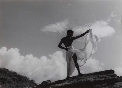 Lionel Wendt, 'Untitled (From Man, Rock and Vetti series)', ca. 1935