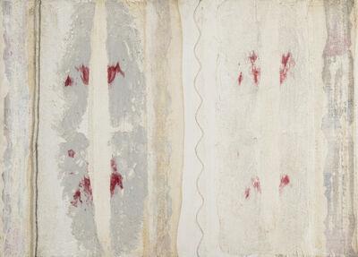 Toti Scialoja, 'Messieurs Dames', 1962