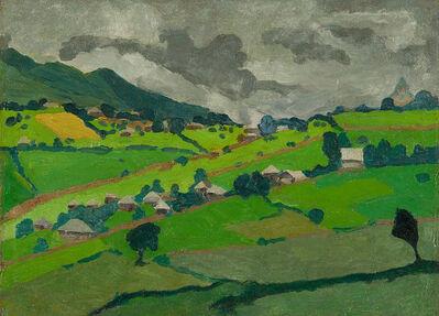 David Kakabadze, 'Landscape of  Imereti', 1915