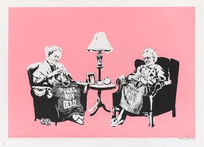 Banksy, 'Grannies (Signed)', 2006