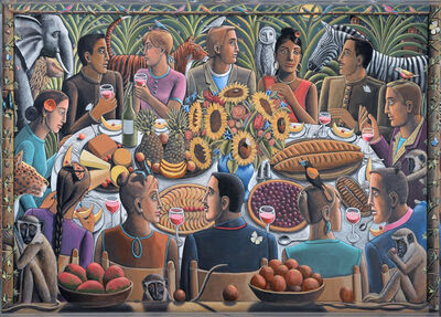PJ Crook, 'Coming to the Table', 2019