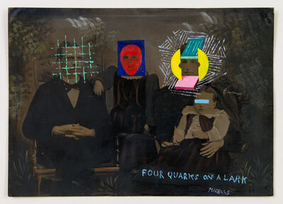 Duane Michals, 'Four Quarks on a Lark ', 2013