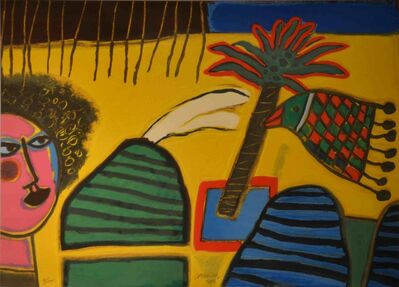 Guillaume Corneille, 'Pres DU Village Indigene ', 2003
