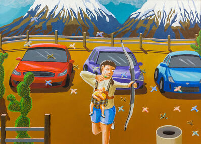 Ralph Pugay, 'Pit Stop', 2015