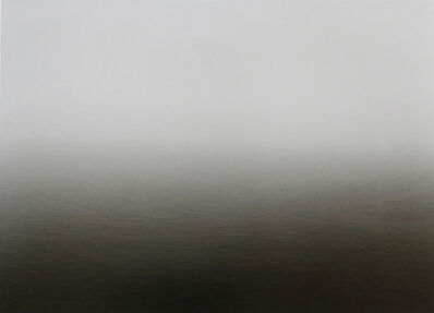 Hiroshi Sugimoto, 'Time Exposed: #351, English Channel, Fecamp', 1989